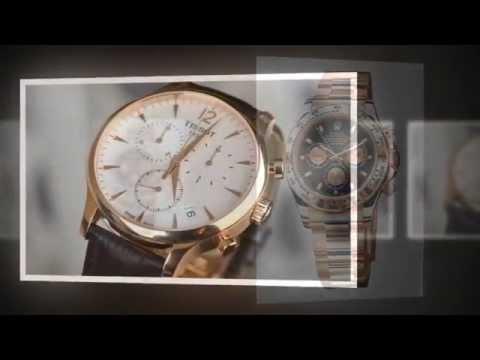 Đồng hồ mạ vàng hồng Vina Gold Art