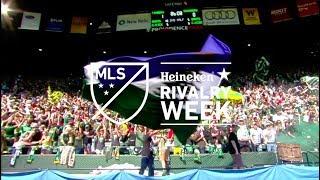 2018 MLS Heineken Rivalry Week thumbnail