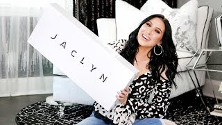 INTRODUCING JACLYN COSMETICS!