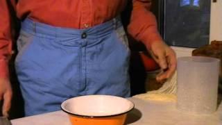 Пресс для домашнего сыра