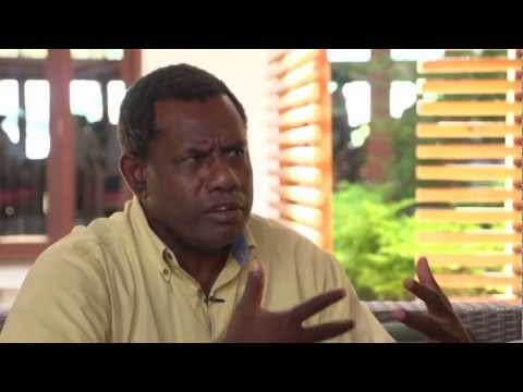 The Nature Conservancy Solomon Islands Working With Indigenous Communities On Mining Issues