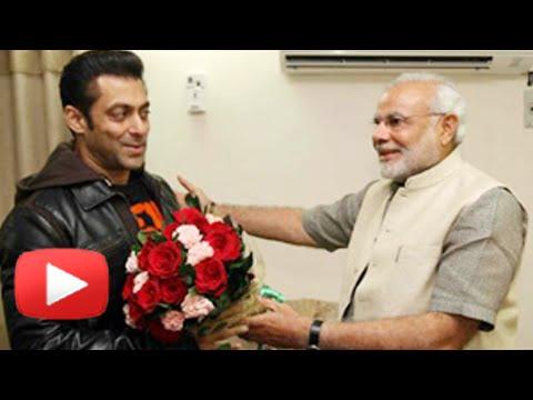 Salman Khan Invites Narendra Modi To Arpita's Wedding - Watch Now!