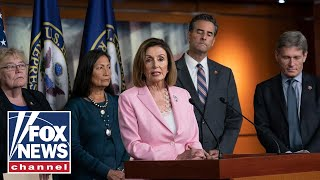 'The Five' on Dems taking Trump impeachment to the next level