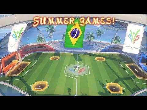 Overwatch - Summer Games!!!!!