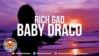 Rich Gad - Baby Drako [Audio Visualizer]