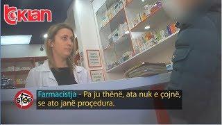 Stop - QSUT nuk ka interferon per melanomen, por gjendet ne farmaci private! (21 janar 2019)