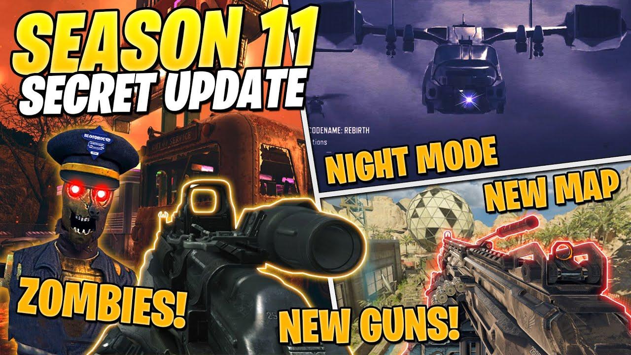 THE SECRET SEASON 11 UPDATE! What's Coming? (Call of Duty Mobile Season 11 Leaks)