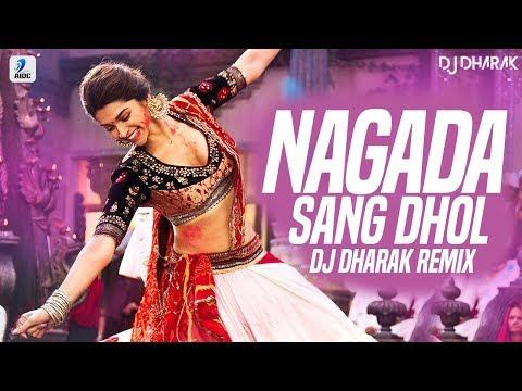 Nagada Sang Dhol (Remix) - DJ Dharak | Deepika Padukone | Ranveer Singh | Ram leela