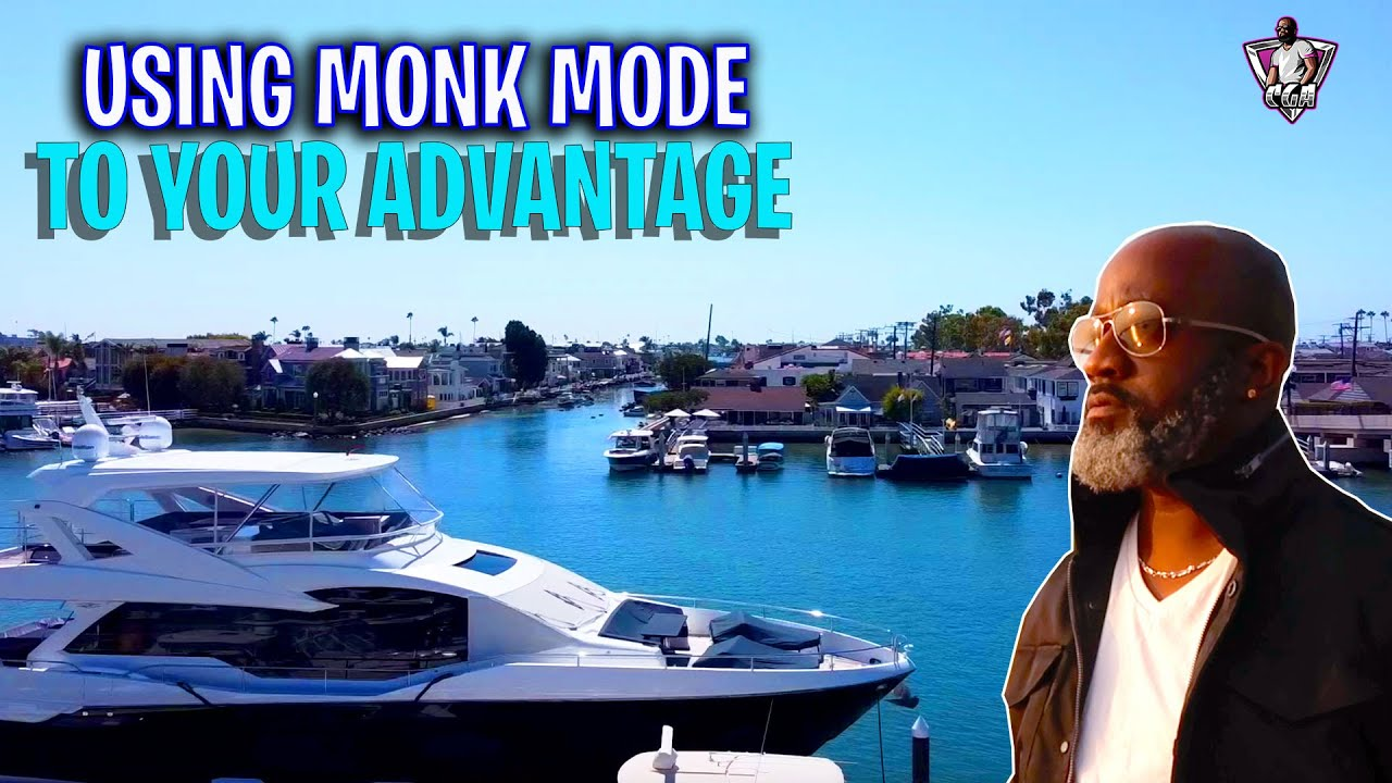 STOP CHASING WOMEN 24/7! Why A Monk Mode Period Will Change Your Life