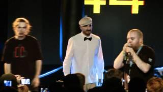 K.I.M. vs. Skiller - 1/4 Final - Grand Beatbox Battle