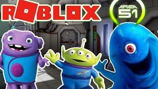 ROBLOX   Escape From Area 51 Obby