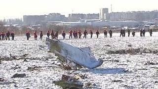 Катастрофа в Ростове-на-Дону: как действовали пилоты в последние минуты полета