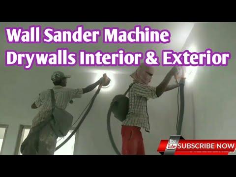 wall-sander-machine-using-drywalls-interior-exterior-#tamil-nadu-painter-mobile-no:+919585045131