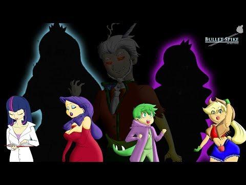 My Little Pony : Bullet Hell / Visual Novel Game