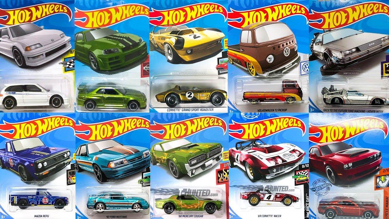xe Hotwheels T-Hunt 1