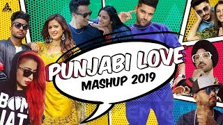 Bollywood Punjabi Love Mashup 2019 DJ AFTAB | New Remix Songs