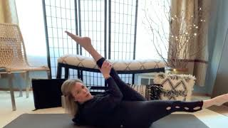 Pilates from a distance....Challenging Matwork