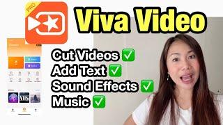 VIVA VIDEO 2020 (अंग्रेज़ी) का उपयोग करके वीडियो कैसे संपादित करें | मूल संपादन screenshot 2