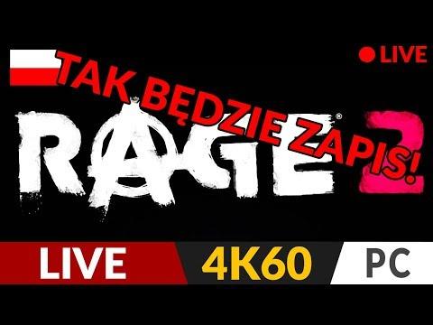RAGE 2 PL 🔫 LIVE 💣 Ostatnie arki