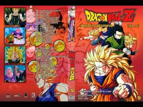 Descargar DBZ Saga Majin Boo Completa HD (1 Link) MEGA