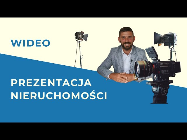 Wideo prezentacja nieruchomości #13 | Marek Kloc