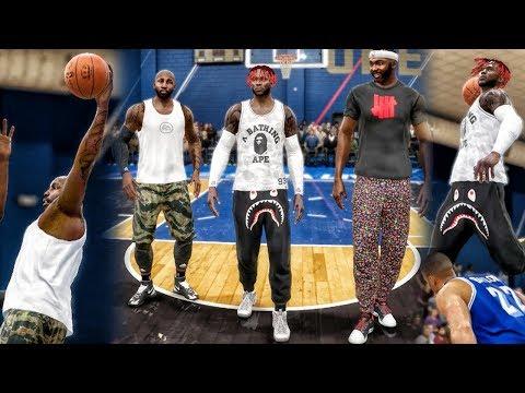 CAREER ENDING POSTER DUNKS ON OPPONENTS! NBA Live 18 Live Run Gameplay Ep. 10