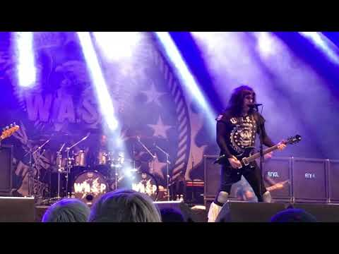 W.A.S.P. - Live at Helgeåfestivalen 2019 - Full show mp3