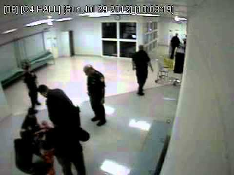 Inmate assaulted by corrections officer at Lorain County Jail