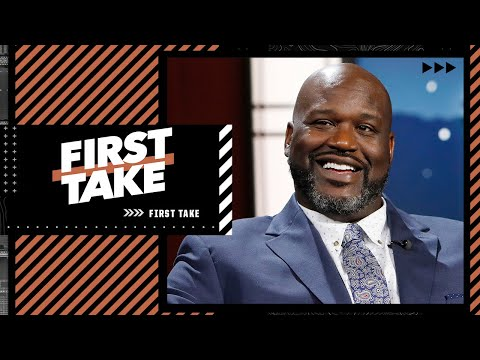 'Carmelo Anthony is right, it is championship or bust for the Lakers' - Shaq   First Take