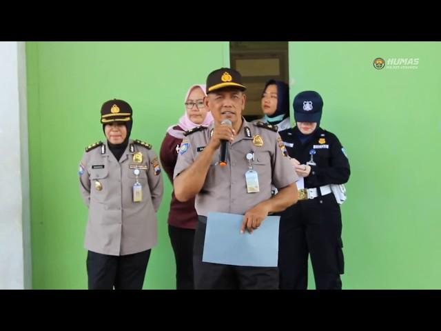 Penilaian Keterampilan Satpam Tingkat Polda Jateng di Kebumen