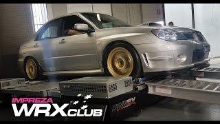 видео Toyota Allex, Subaru Impreza Wagon