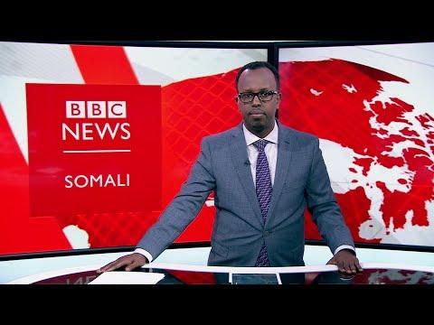 WARARKA TELEFISHINKA BBC SOMALI 14.08.2018 thumbnail