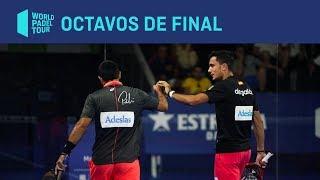 Resumen Octavos de Final (Jornada de Mañana) Estrella Damm Madrid Master