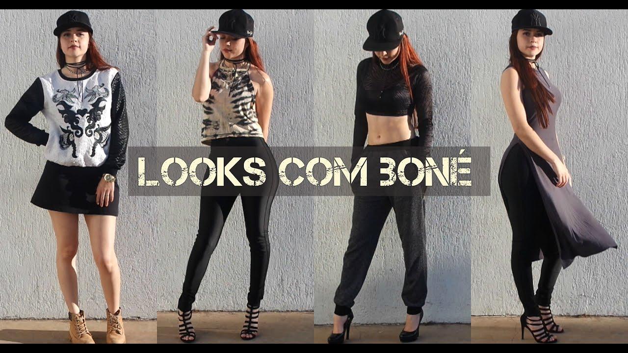 Looks Femininos para usar com boné feat Isabelle Magalhães  lookdasgringa 85103835045