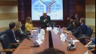 """""""Деловой этикет и протокол - эффективный инструмент внешней политики России""""."""