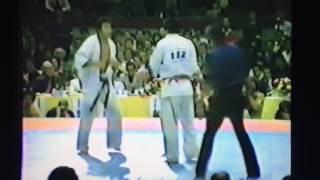 極真アーカイブス 第14回 全日本 4回戦 水口敏夫 vs 前田正利