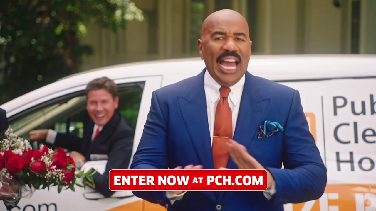 Win $5,000 a Week for Life SuperPrize Sweepstakes with Steve Harvey