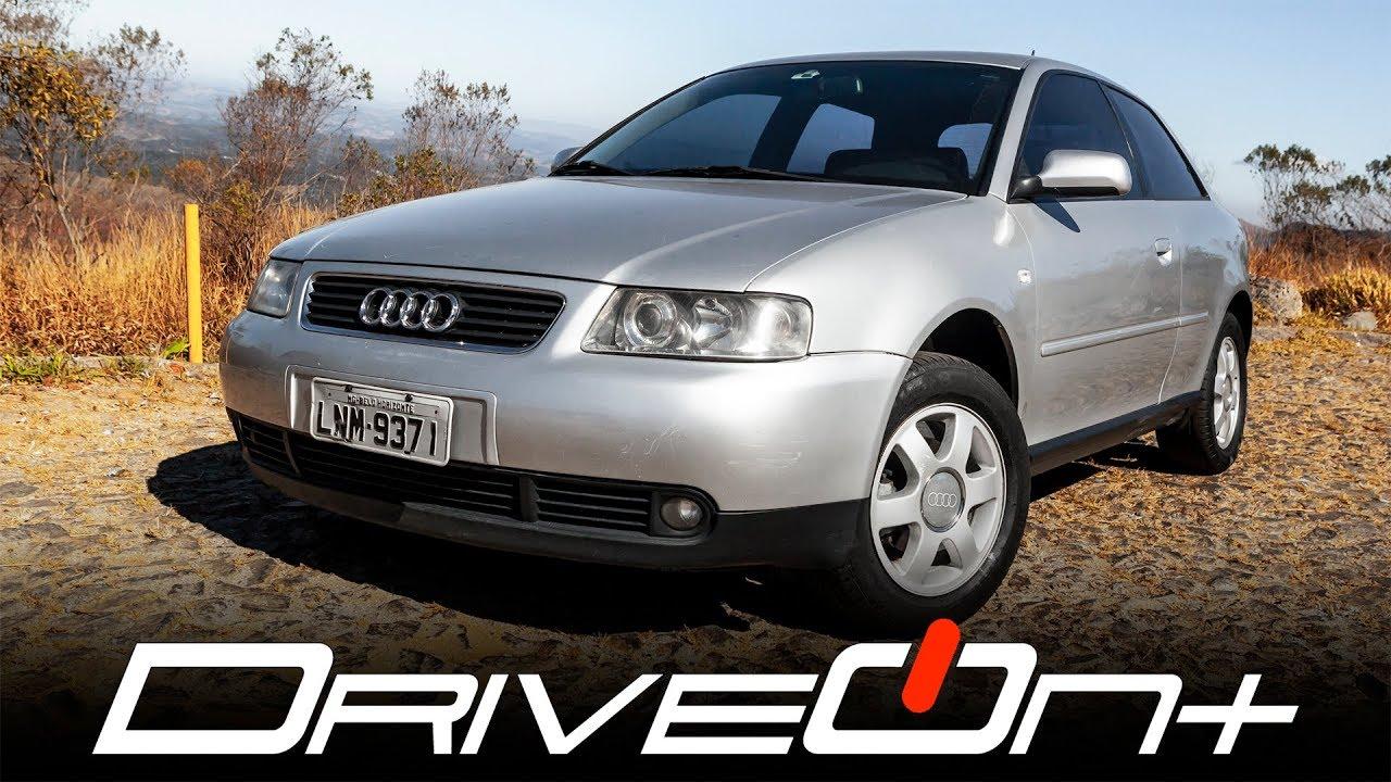 Audi A3 1 6  Gera U00e7 U00e3o 8l