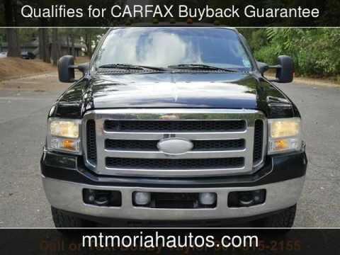 Ford F  New Engine Bulletproof Lariat Used Cars Memphistennessee