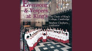 Evensong for Advent: Magnificat in D Major