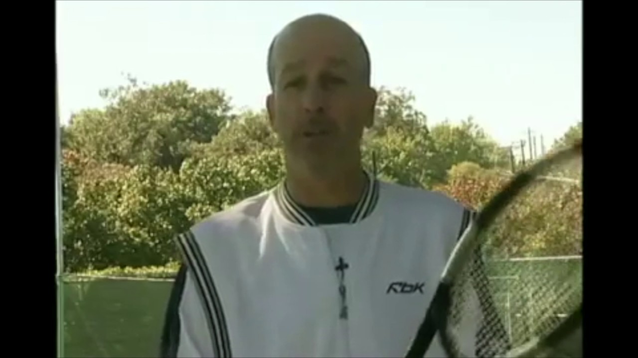 How to Learn the Basics of a Tennis Backhand