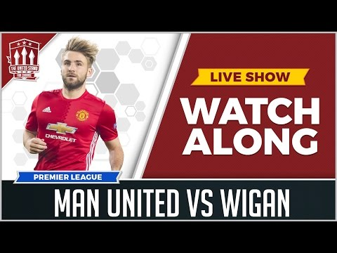 Manchester United Vs Wigan Athletic FA Cup LIVE Stream Watchalong