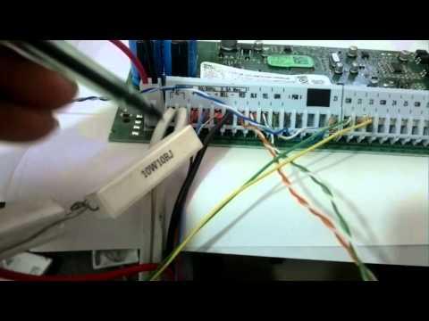 Instalacion de Alarma DSC 585 | Doovi