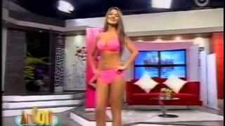 Desfile HABY Ropa Intima Colombiana GAMATV Al Son de un Nuev...