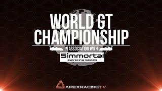 World GT Championship | Round 12 at  Spa GP