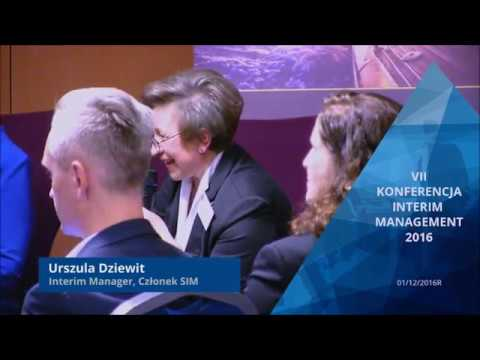 Debata ekspercka - VII Konferencja Interim Management 2016, 01 grudnia 2016 r., Warszawa