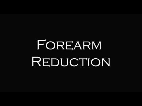 Forearm Reduction | Plastic Surgeon Dr. Katzen Beverly Hills | Los Angeles | Las Vegas