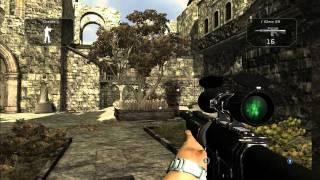 """Zagrajmy razem w """"Conflict: Denied Ops"""" 01: Snajper i Murzyn"""