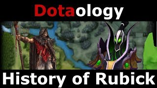 Dotaology: History of Rubick