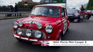 1965 Monte Carlo Rally winner - AJB 44B